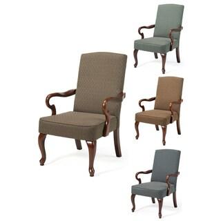 Copper Grove Catamount Gooseneck Arm Chair