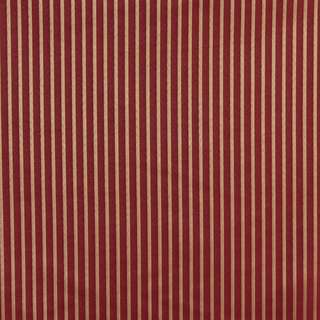 B616 Red/ Thin Striped Woven Jacquard Upholstery Fabric