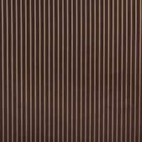 Brown/ Striped Jacquard Woven Upholstery Fabric