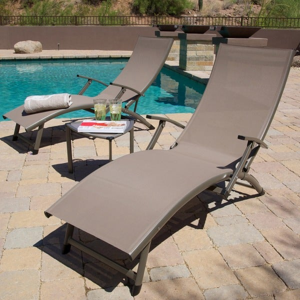 rst brands sol sling 3piece chaise lounge set - Rst Brands