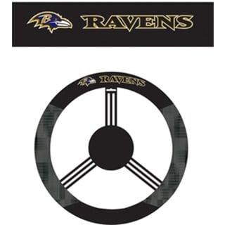 Baltimore Ravens Steering Wheel Cover