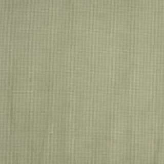 B329 Solid Green Grid Microfiber Upholstery Fabric
