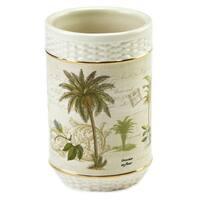 Colony Palm Multi-colored Ceramic Tumbler