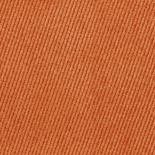 Bright Orange Contemporary Soft Woven Velvet Upholstery Fabric