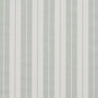Honey Dew and White Ticking Stripes Heavy Duty Upholstery Fabric (2 options available)