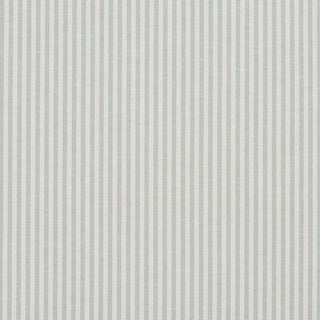 Honey Dew and White Ticking Stripes Cotton Upholstery Fabric (2 options available)