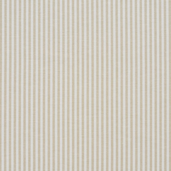 Shop A560 Khaki Beige And White Ticking Stripes Cotton Upholstery