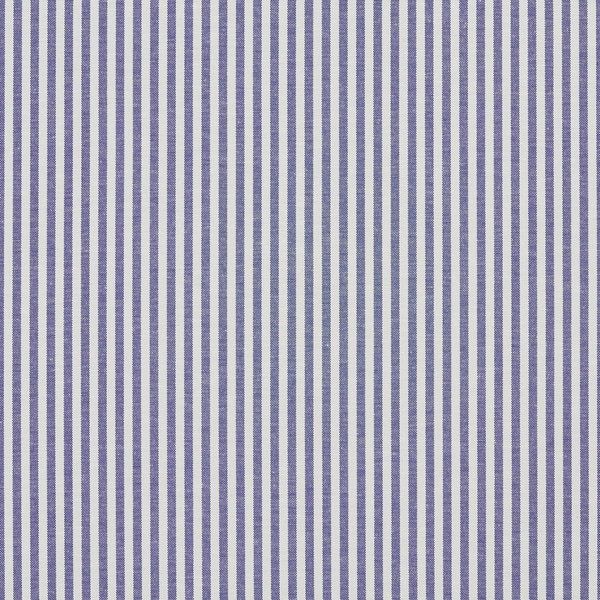 Shop Denim Blue And White Ticking Stripes Cotton Upholstery Fabric