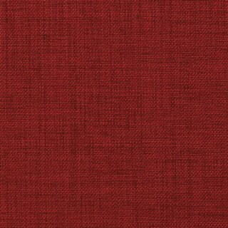 Cherry Red Textured Solid Outdoor Print Upholstery Fabric