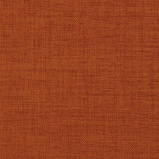 Dark Orange Textured Solid Outdoor Print Upholstery Fabric