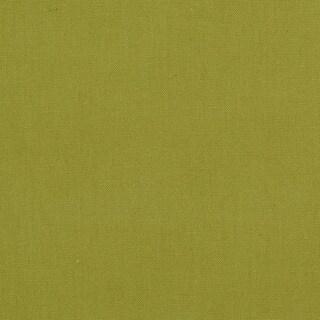 Light Spring Green Cotton Preshrunk Canvas Duck Upholstery Fabric