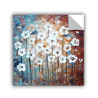 ArtWall Jolina Anthony 'Spring Blooms ' Art Appealz Removable Wall Art (4 options available)