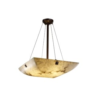Justice Design Group LumenAria-Finials 6-light Pendant