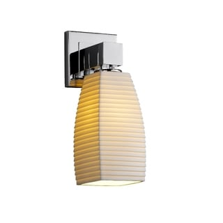 Justice Design Group Limoges-Aero 1-light Wall Sconce