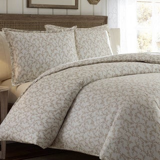 Laura Ashley Victoria 3-piece Duvet Cover Set