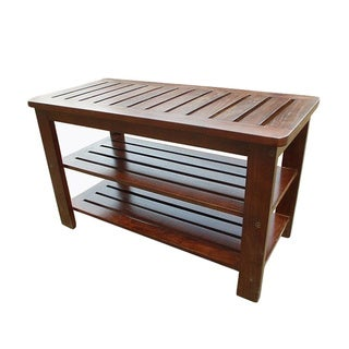 D-Art Michaela Shoe Bench