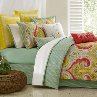 Echo Design Jaipur Multi-cotton Printed Comforter Set