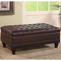 Gracewood Hollow Shange Storage Ottoman