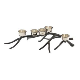 Saka Branch Metal Candle Holder