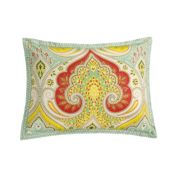 Echo Design Jaipur Cotton Standard Sham