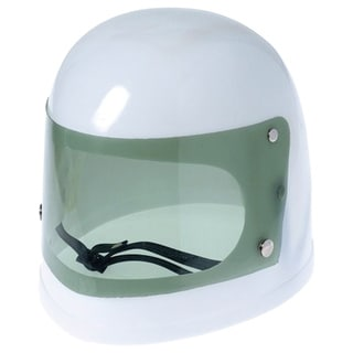 Child Plastic Astronaut Helmet Costume Accessory