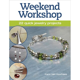 Kalmbach Publishing Books 22 Quick Jewelry Projects