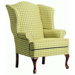 Orin Lime Wingback Chair by Greyson Living