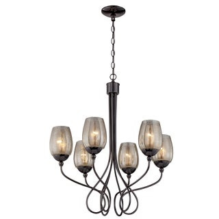 Varaluz Emma 6-light Chandelier