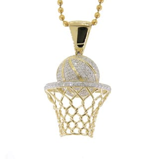 Sterling Silver 3/4ct TDW Diamond Basketball Necklace https://ak1.ostkcdn.com/images/products/10290557/P17404895.jpg?impolicy=medium