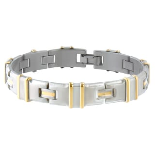 Sabona Executive Clip Duet Magnetic Bracelet