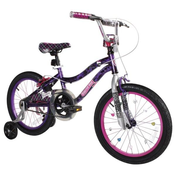 Monster High 18-inch Girls Bike