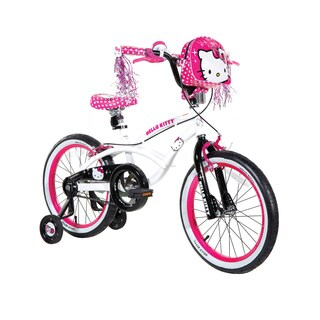 Hello Kitty 18-inch Girls Bike