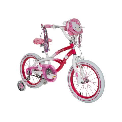 Hello Kitty 16-inch Girls Bike
