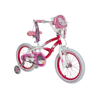 Hello Kitty 16-inch Girls Bike