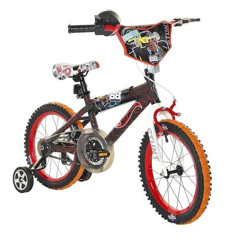 Hot Wheels 16-inch Boys Bike