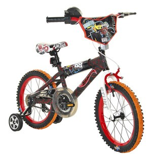 Hot Wheels 16 Inch Boys Bike