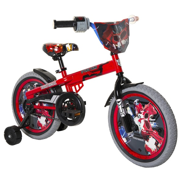 Transformers Optimus 16-inch Boys Bike