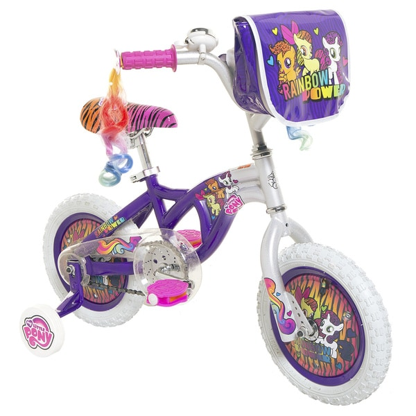 My Litte Pony 12-inch Girls Bike