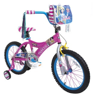 Fairytale High Cinderella 18-inch Girls Bike