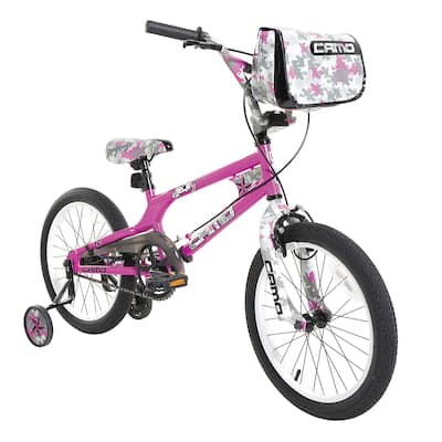 Camo Decoy 18-inch Girls Bike