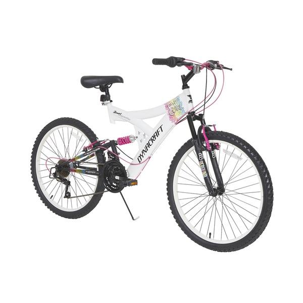 Shop Dynacraft Rip Curl 24-Inch Girls Bike - Free Shipping -1635