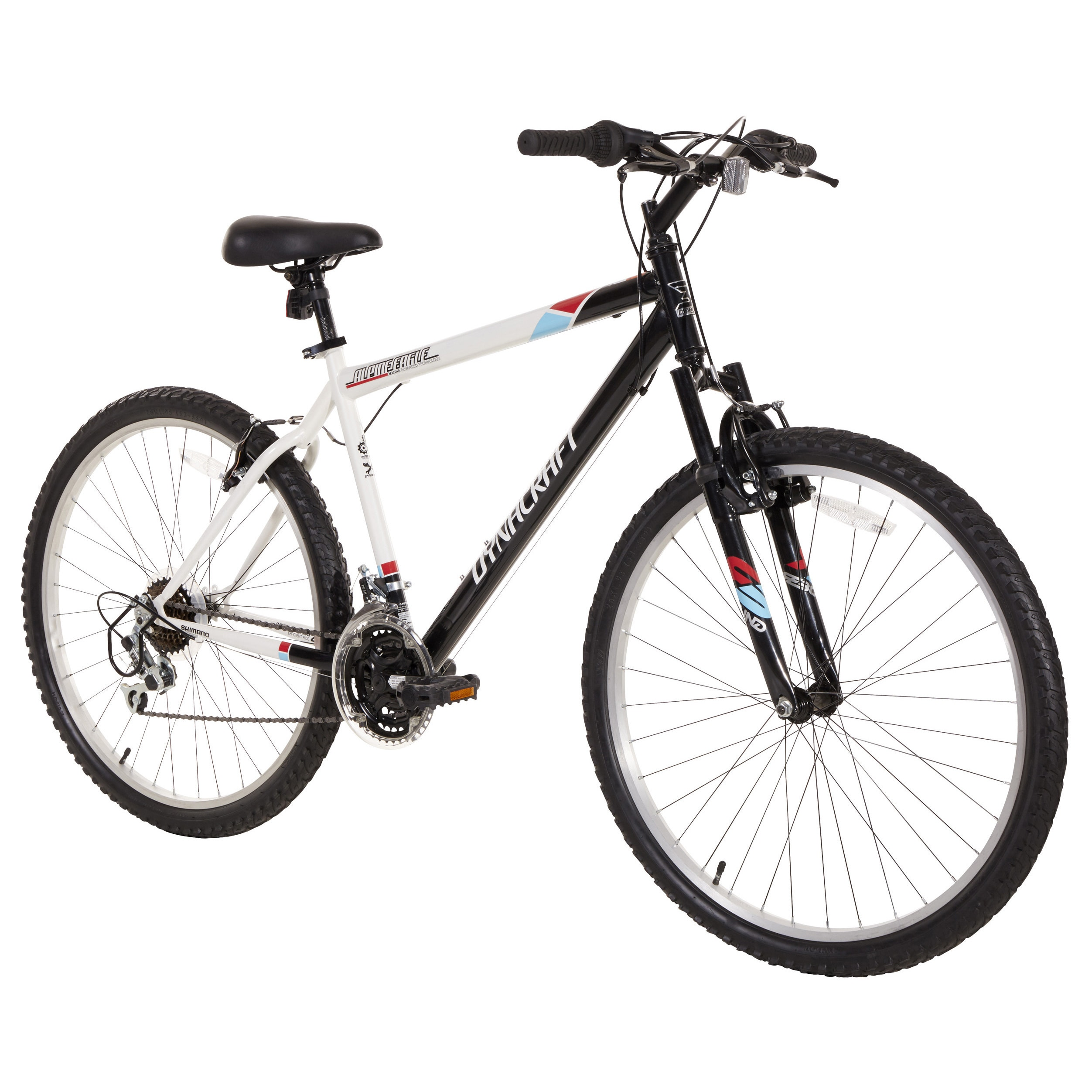 LTD Dynacraft Alpine Eagle 26-inch Mens Bike (26'' White,...