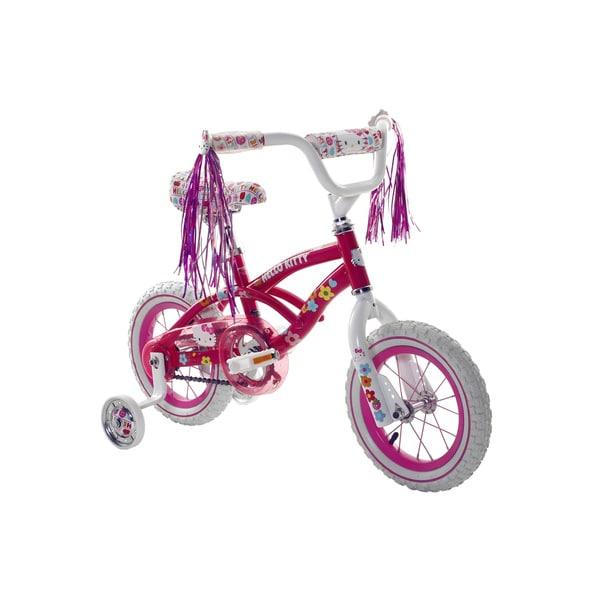 Hello Kitty 12-inch Girls Bike