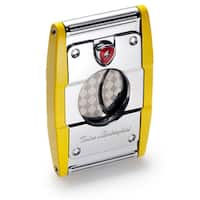 Tonino Lamborghini Precisione Guillotine Cigar Cutter - Yellow