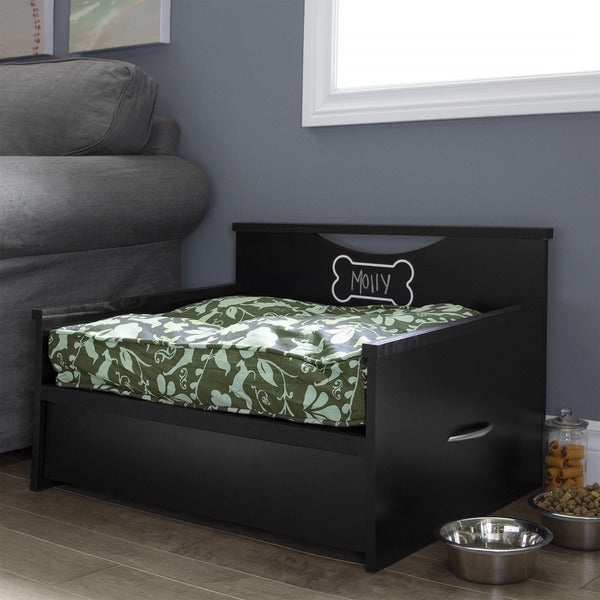 Shop South Shore Step One Dog Bed With Storage And Cushion