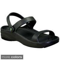 Dawgs Premium Women's 3-Strap Sandal