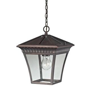 Cornerstone Hazelnut Bronze Ridgewood Pendant Lantern