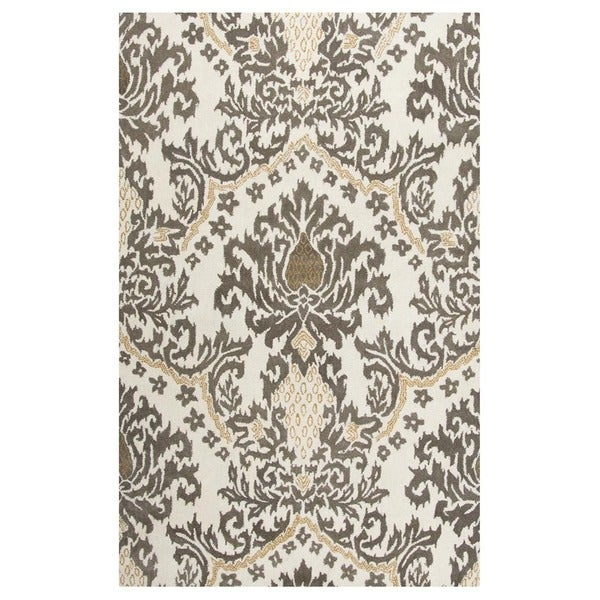 Rizzy Home Destiny Collection Hand-Tufted Accent Rug - 5' x 8'