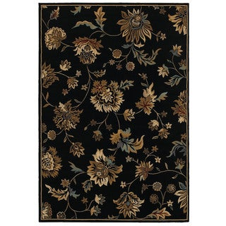 Rizzy Home Chateau Abstract Area Rug (9'10 x 12'6)