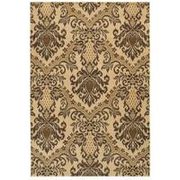 Rizzy Home Chateau Abstract Area Rug - 7'10 x 10'10
